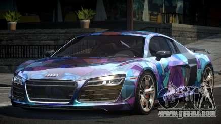 2015 Audi R8 L1 for GTA 4