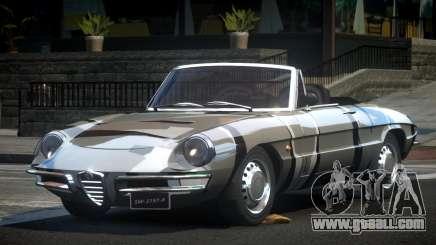 Alfa Romeo Spider 60S L2 for GTA 4