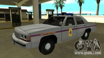 Ford LTD Crown Victoria 1991 Mississippi S T for GTA San Andreas