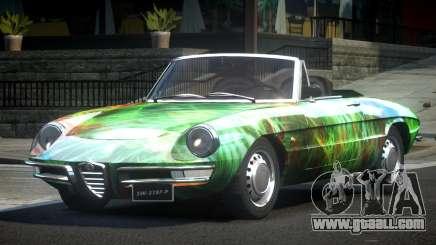 Alfa Romeo Spider 60S L8 for GTA 4