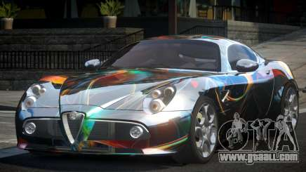 Alfa Romeo 8C GS-R L4 for GTA 4