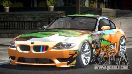 BMW Z4 X-Tuned L2 for GTA 4