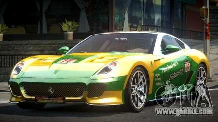 Ferrari 599 GS Racing L3 for GTA 4