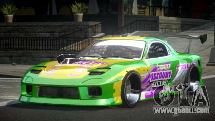 Mazda RX-7 GS D-Tuning L7 for GTA 4