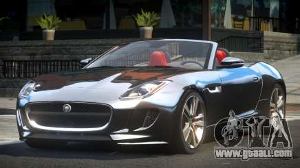 Jaguar F-Type V1.2 for GTA 4