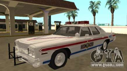Dodge Monaco 1974 Illinois State Police for GTA San Andreas