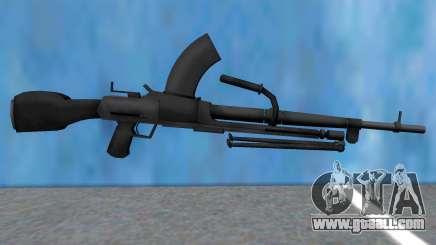 Bren Gun from Madness Combat 6.5 for GTA San Andreas