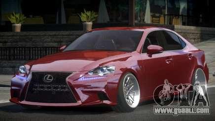 Lexus IS 350 SP-Drift for GTA 4