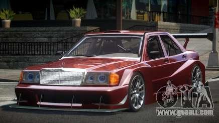 Mercedes-Benz BS Evo2 for GTA 4