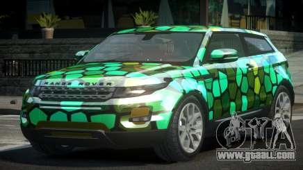 Range Rover Evoque PSI L9 for GTA 4