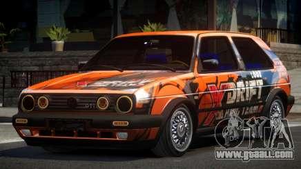 Volkswagen Golf GST-I L6 for GTA 4