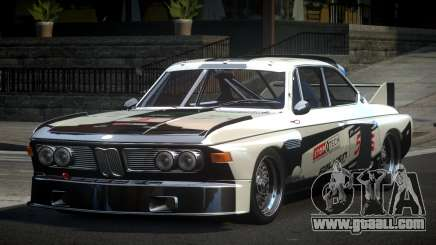 1971 BMW E9 3.0 CSL L8 for GTA 4