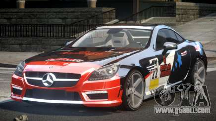 Mercedes-Benz SLK GST ES L6 for GTA 4