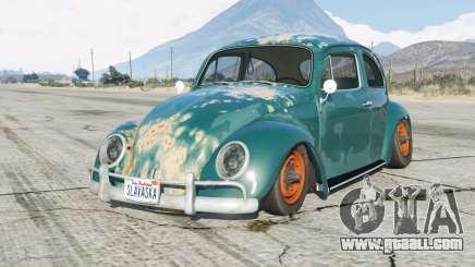 Volkswagen Beetle 1962 for GTA 5