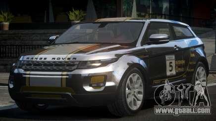 Range Rover Evoque PSI L10 for GTA 4