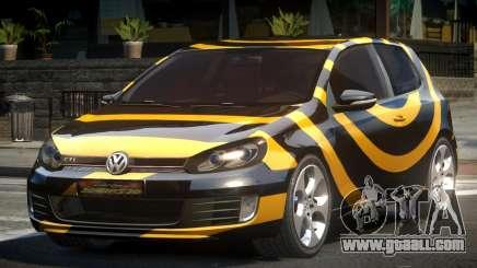 Volkswagen Golf GTI G-Style L8 for GTA 4