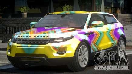 Range Rover Evoque PSI L7 for GTA 4