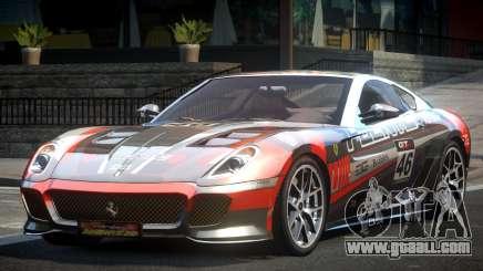 Ferrari 599 GS Racing L5 for GTA 4