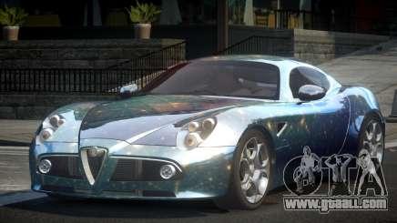 Alfa Romeo 8C GS-R L2 for GTA 4