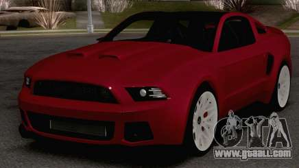 2013 Ford Mustang GT for GTA San Andreas