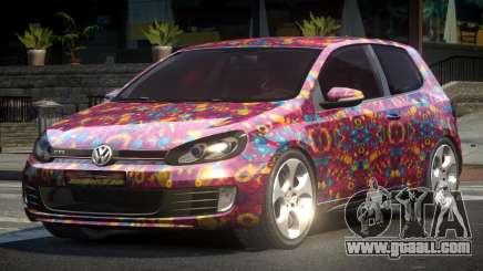 Volkswagen Golf GTI G-Style L1 for GTA 4