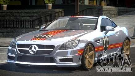 Mercedes-Benz SLK GST ES L7 for GTA 4