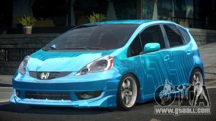 Honda Fit HK L9 for GTA 4