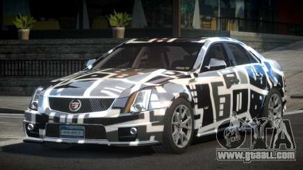 2011 Cadillac CTS-V L9 for GTA 4