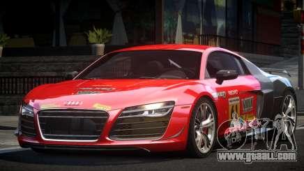 2015 Audi R8 L5 for GTA 4