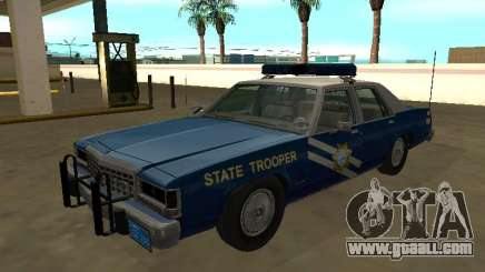 Ford LTD Crown Victoria 1987 NHP for GTA San Andreas