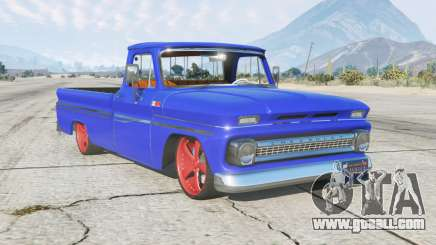 Chevrolet C10 Fleetside (C14) Custom for GTA 5