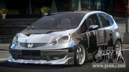 Honda Fit HK L7 for GTA 4