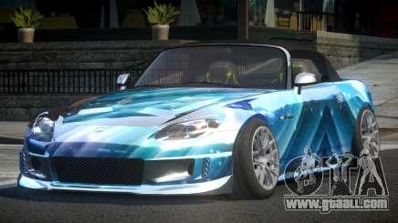 Honda S2000 GS Racing L3 for GTA 4