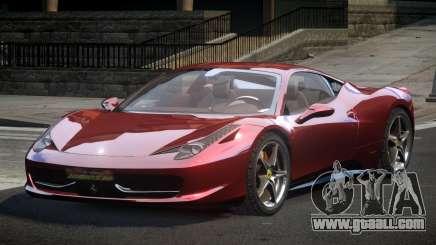Ferrari 458 GS-R for GTA 4