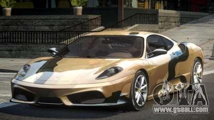 Ferrari F430 BS-R L8 for GTA 4