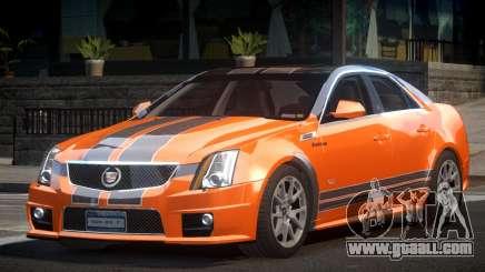 2011 Cadillac CTS-V L4 for GTA 4