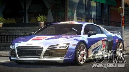 2015 Audi R8 L7 for GTA 4
