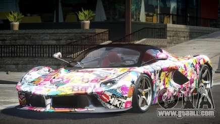 Ferrari F150 L4 for GTA 4