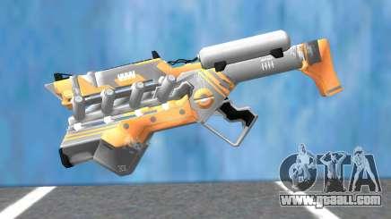 Cyborg Future (mp5) for GTA San Andreas