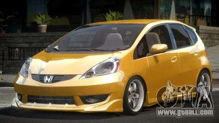 Honda Fit HK for GTA 4