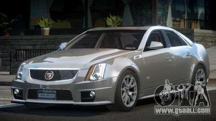 2011 Cadillac CTS-V for GTA 4