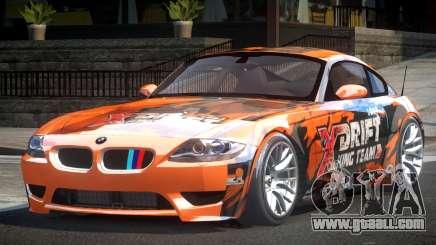 BMW Z4 X-Tuned L5 for GTA 4
