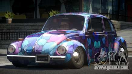 Volkswagen Beetle 1303 70S L9 for GTA 4