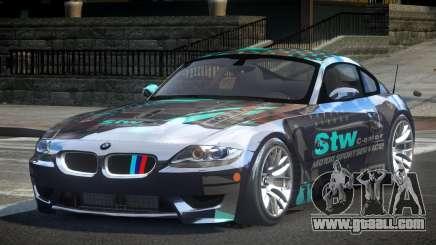 BMW Z4 X-Tuned L1 for GTA 4