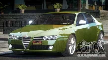 Alfa Romeo 159 GS L8 for GTA 4