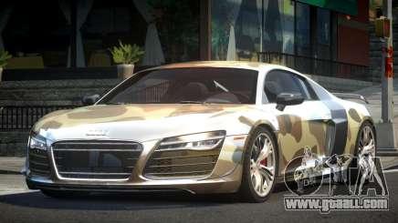 2015 Audi R8 L8 for GTA 4