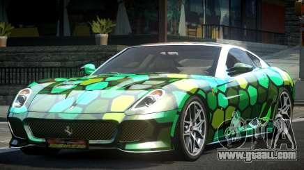 Ferrari 599 GS Racing L10 for GTA 4