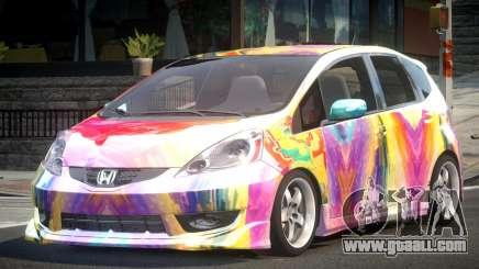 Honda Fit HK L10 for GTA 4