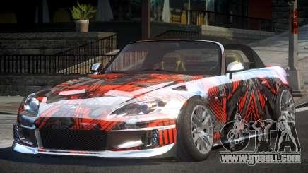 Honda S2000 GS Racing L2 for GTA 4