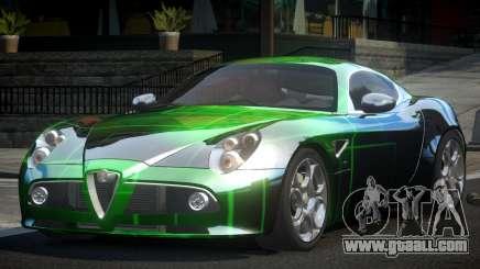 Alfa Romeo 8C GS-R L7 for GTA 4